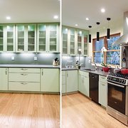 White Painted Photo Of Cabinets And Beyond San Mateo Ca United States