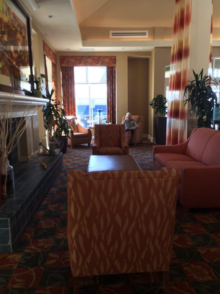 Lobby sitting area yelp - Hilton garden inn las vegas henderson ...
