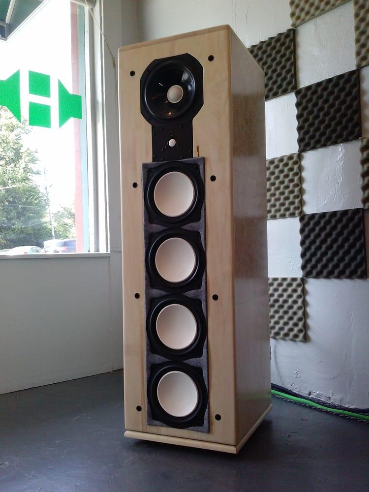 Halford Loudspeakers