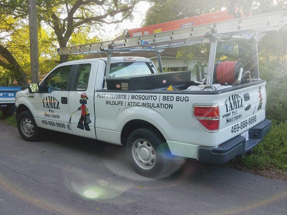 Tamez Pest Solutions: Dallas, TX