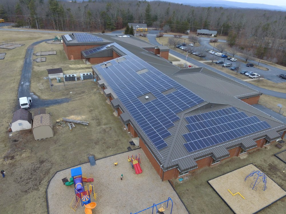 Affordable Energy Concepts: 161 Dillard Rd, Madison Heights, VA