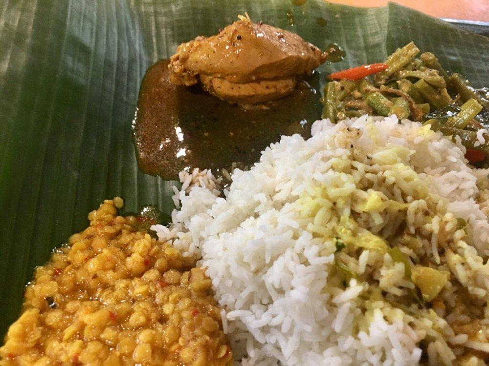 Raja Bojun Sri Lankan Food