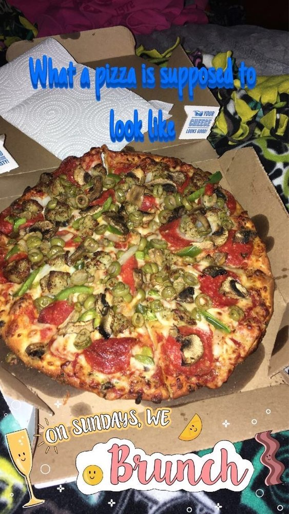 Domino's Pizza: 460 Highway 6 E, Batesville, MS