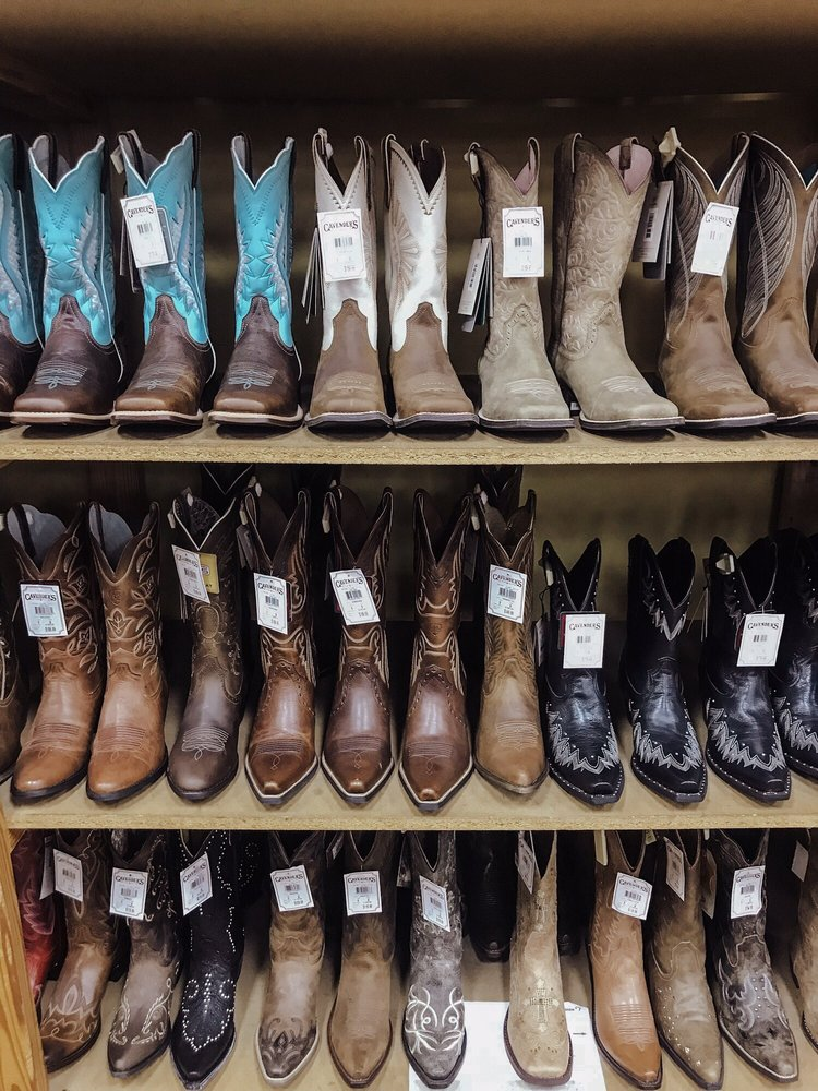 103f78454e9 Yelp Reviews for Cavender's Boot City - 17 Reviews - (New) Shoe ...