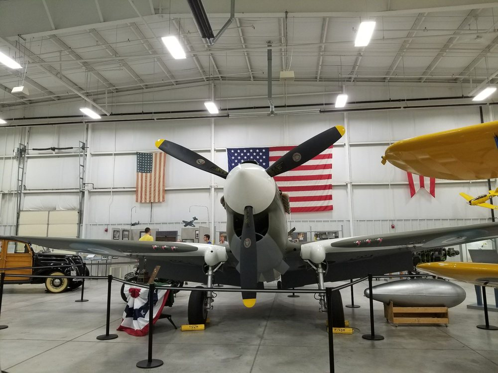 Tri State Warbird Museum: 4021 Borman Dr, Batavia, OH