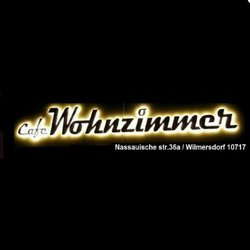 photo of caf wohnzimmer berlin germany logo