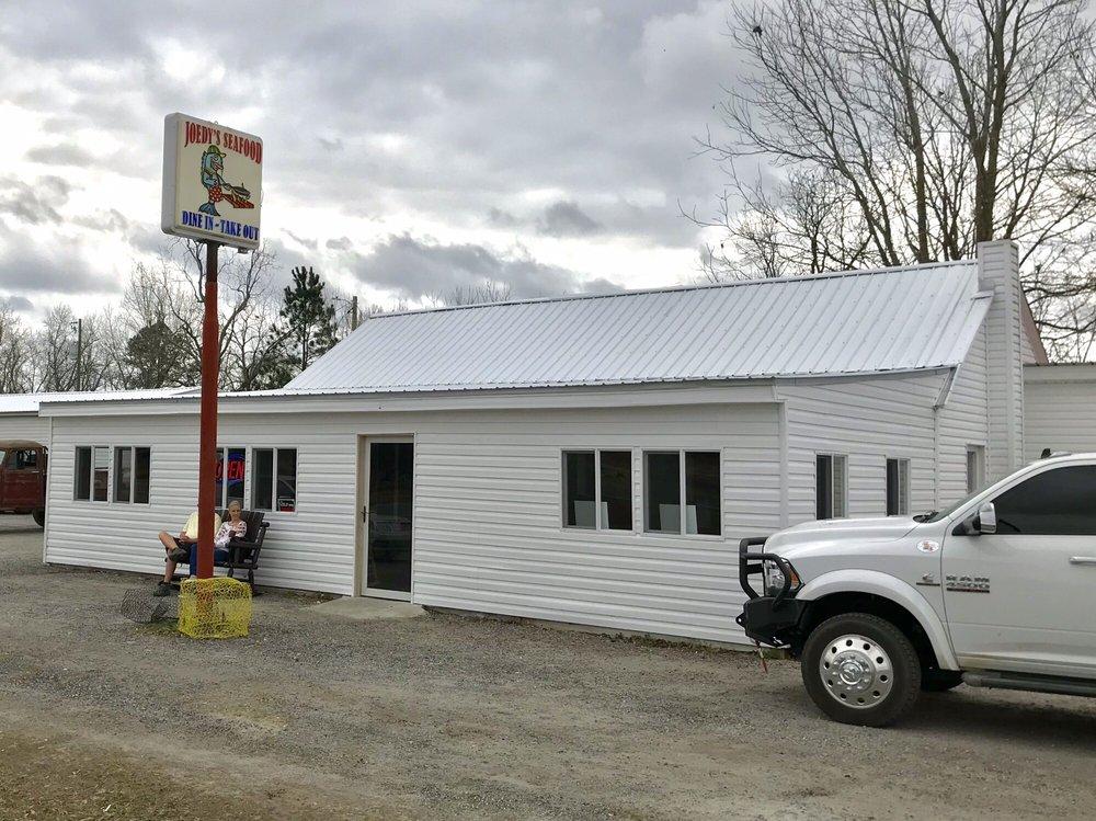 Joedy's Seafood: 1803 US Hwy 1 S, Alma, GA