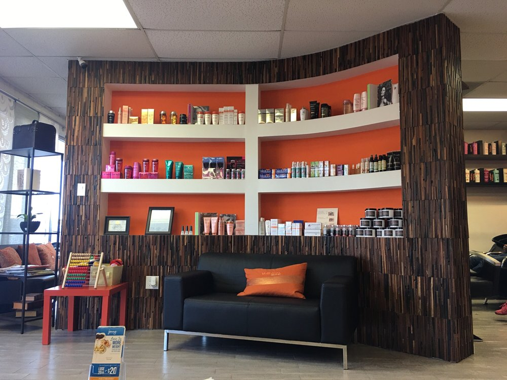 Love the new layout when you first walk in looks much for 22 salon houston