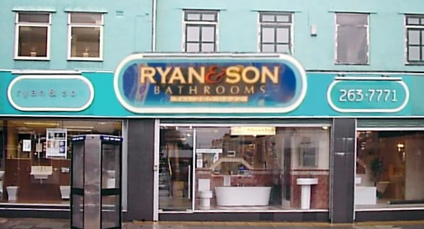 Ryan son plumbing centre byggmaterial 66 long lane for Furniture 66 long lane liverpool