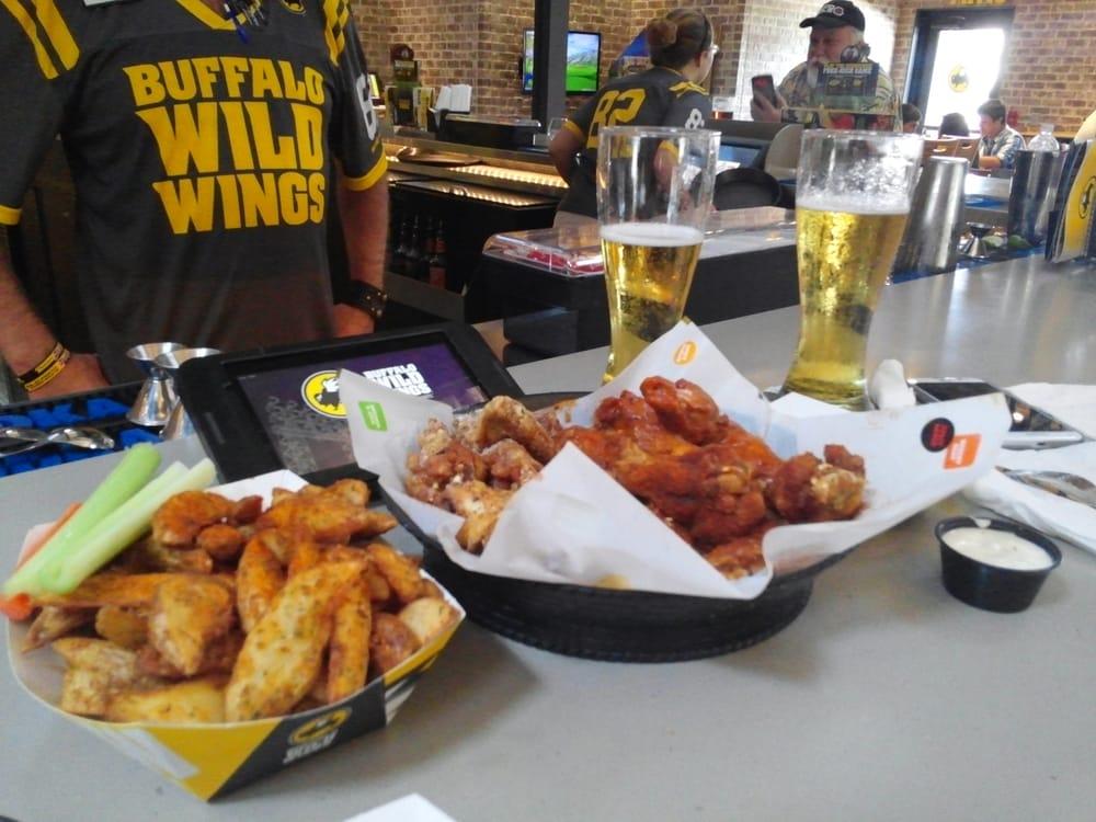 Buffalo wild wings russellville ar