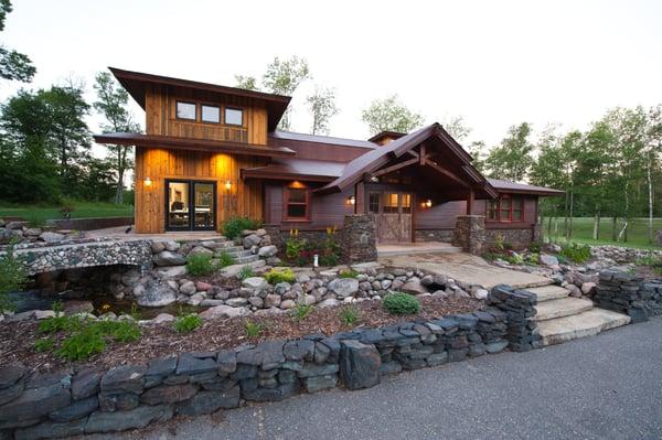Landscape Design County Rd  Mn