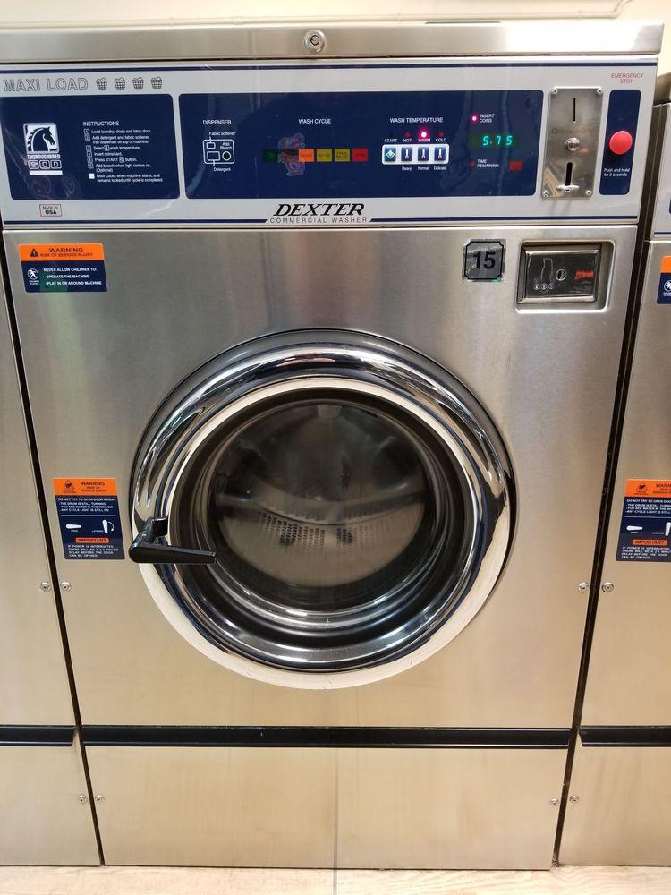 Laundromat of Princeton: 301 N Harrison St, Princeton, NJ