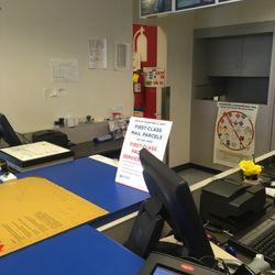 Us post office oficinas de correos 5104 main st for Telefono oficina de correos