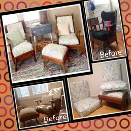 Photo Of All Trades Upholstery Columbia Sc United States Outdated Furniture Now
