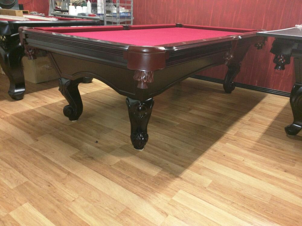 Solid Wood New Slate Pool Tables By TITAN Billiards Sale Save - Pool table help