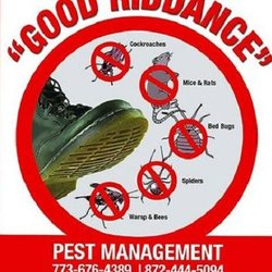 Photo Of Good Riddance Pest Management Riverdale Il United States Termite Control