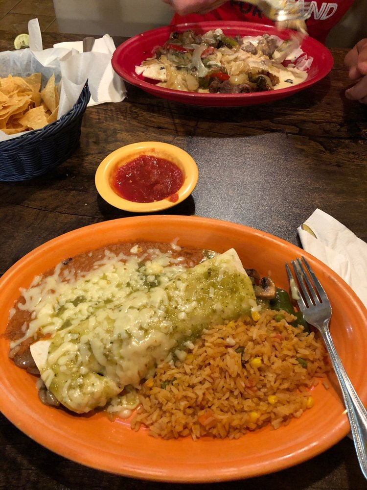 Mesquite Mexican Grill & Bar: 34 3rd St, Jackson, GA