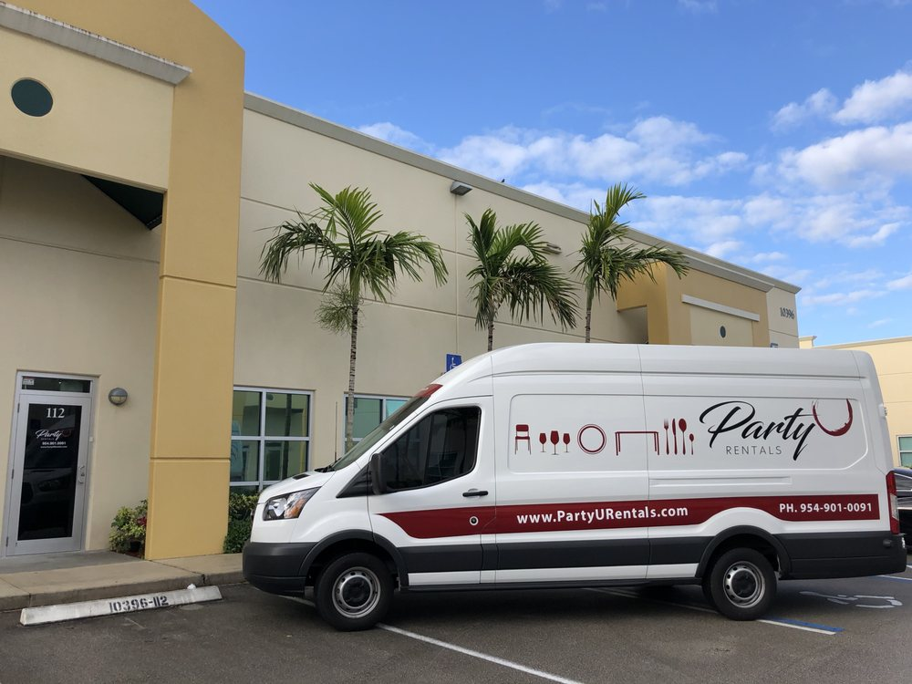 Party U Rentals: 10396 W State Rd 84, Davie, FL