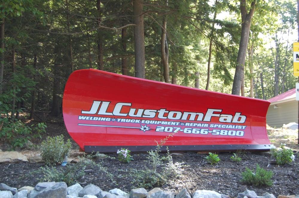 JL Custom Fab: 1827 Augusta Rd, Bowdoin, ME