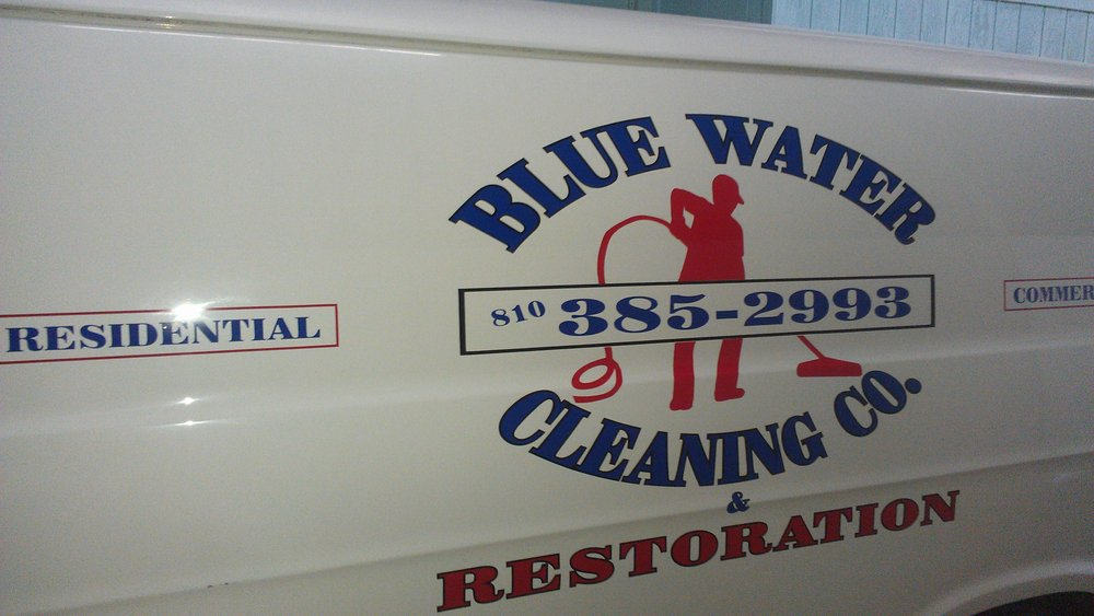 Blue Water Cleaning & Restoration: 2325 10th St, Port Huron, MI