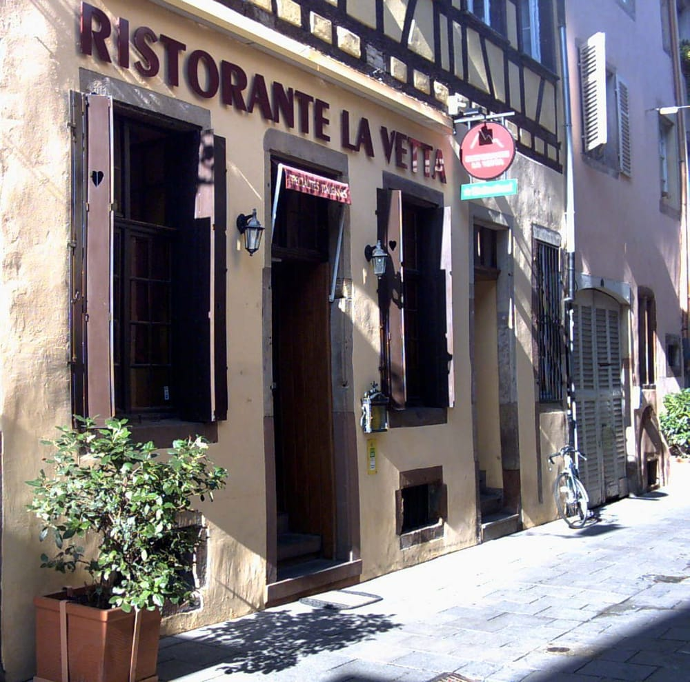 La vetta 36 reviews italian 16 rue du sanglier for Rue du miroir strasbourg