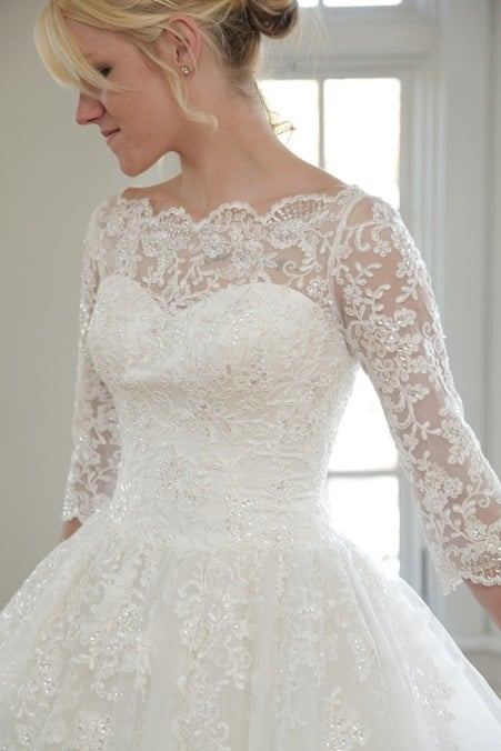Modest Wedding Dress Collection
