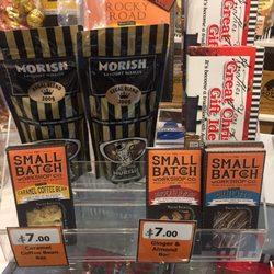 Morish Nuts - Gift Shops - 840 Wellington Street, West Perth, West