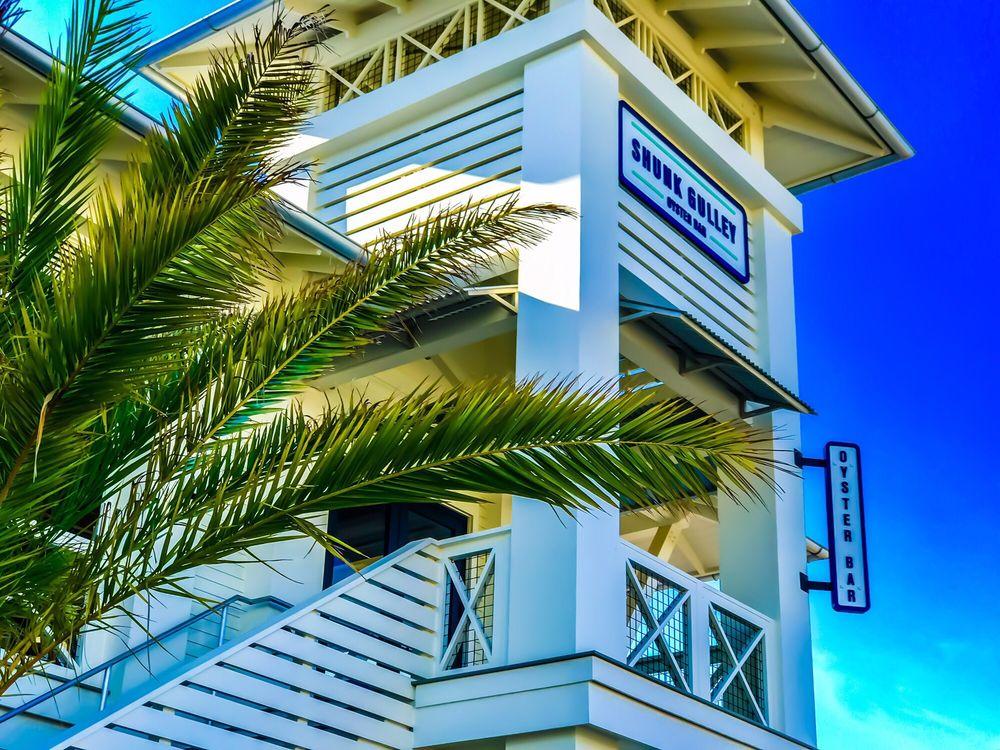 Shunk Gulley Oyster Bar: 1875 S Hwy 393, Santa Rosa Beach, FL