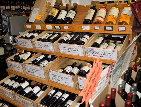 Calvert Woodley Fine Wines & Spirits