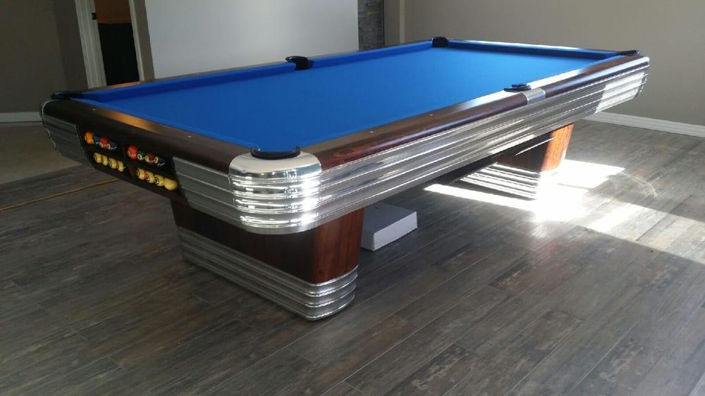 1945 S Brunswick Centennial Pool Table Yelp