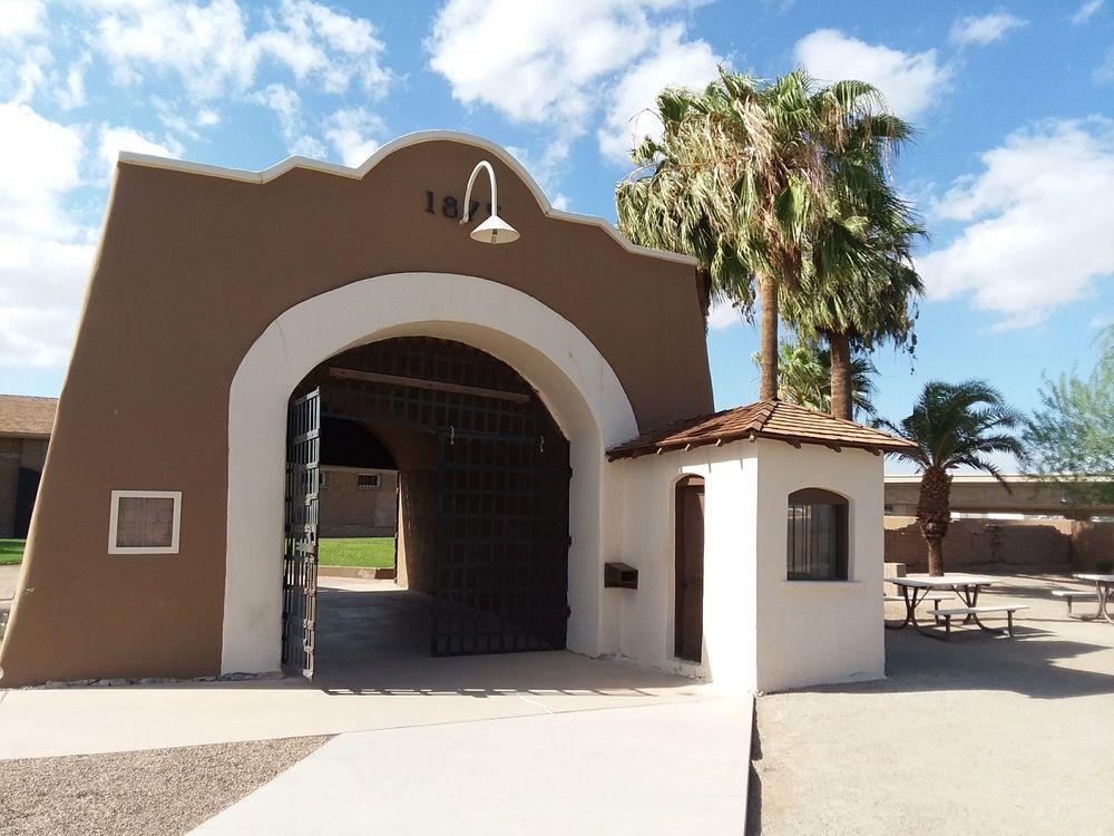 Yuma Territorial Prison State Historical Park: 1 Prison Hill Rd, Yuma, AZ