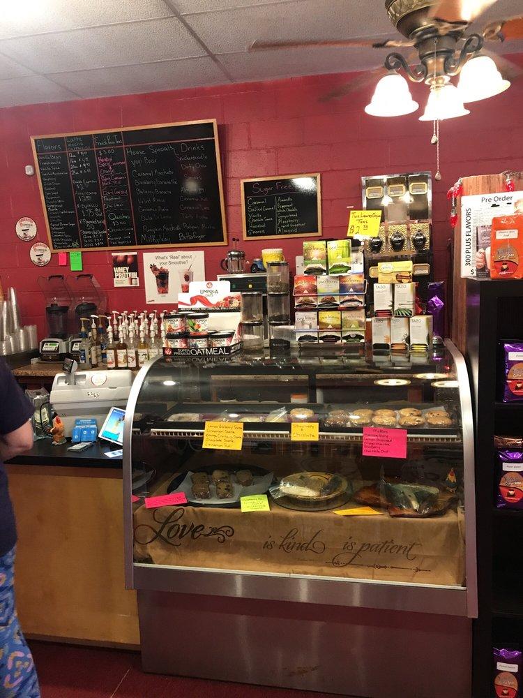 Cabbellas Coffee Shop: 1250 Hwy 16 N, Denver, NC