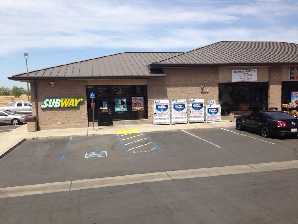 Subway: 4903 Camp Beale Hwy, Beale AFB, CA