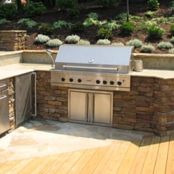 Super Outdoor Kitchens And Patios Landscaping 7010 Donwel Download Free Architecture Designs Rallybritishbridgeorg