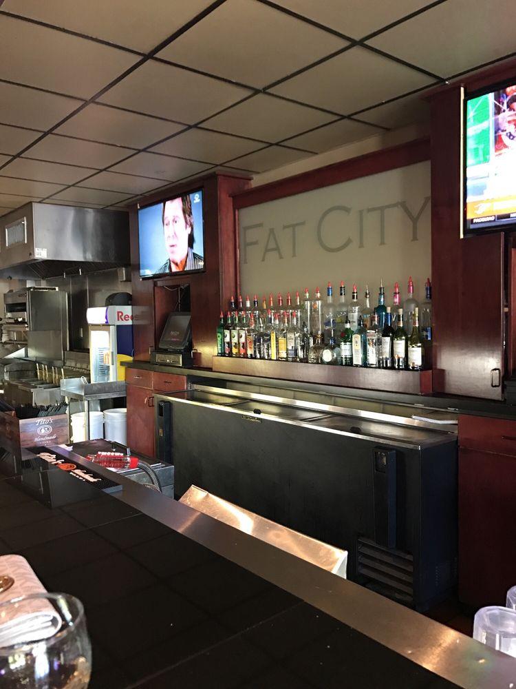 Fat City Bar and Grill: 505 S Chestnut St, Champaign, IL