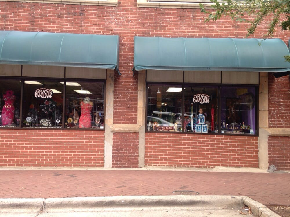 Body & Soul: 545 N Trade St, Winston Salem, NC
