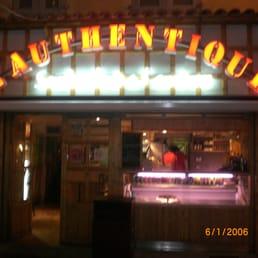 L authentique fastfood 56 place richelme aix en - Restauration rapide salon de provence ...