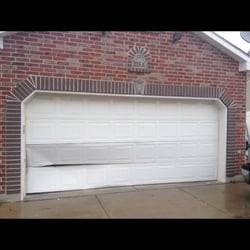 Photo Of Alpine Overhead Garage Door Service   Syracuse, UT, United States.  Before