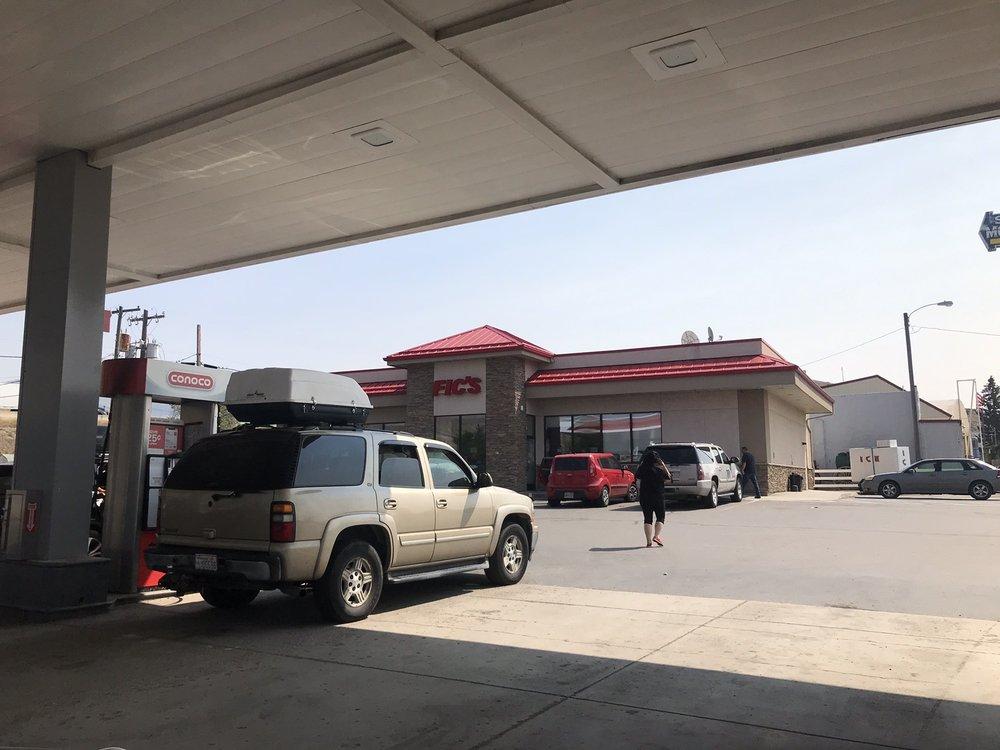 Fics Conoco: 410 E Front St, Drummond, MT