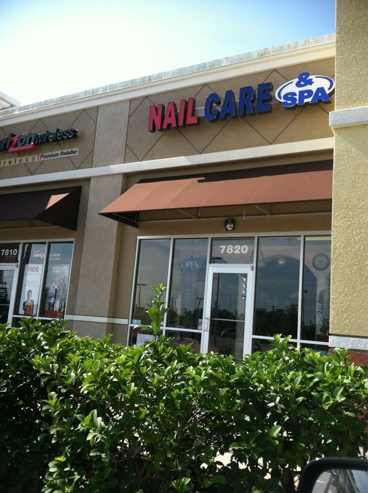 Nail care spa 10 reviews nail salons 7820 lake for 186 davenport salon review