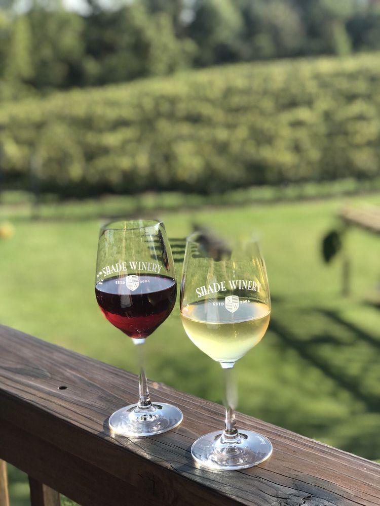 Shade Winery: 401 Gilkey Ridge Rd, Shade, OH
