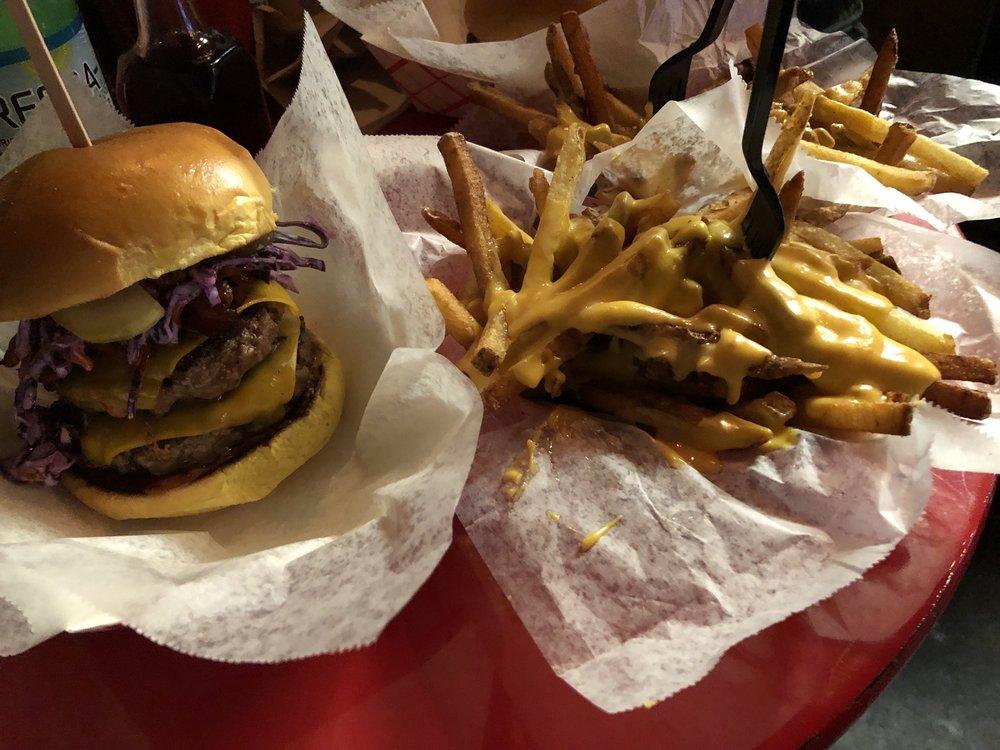 SPOT Gourmet Burgers
