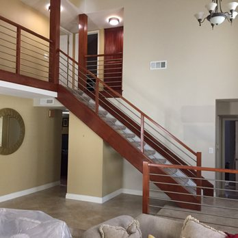 Photo Of Beach City Stairs   Temecula, CA, United States. Finished Stairs #