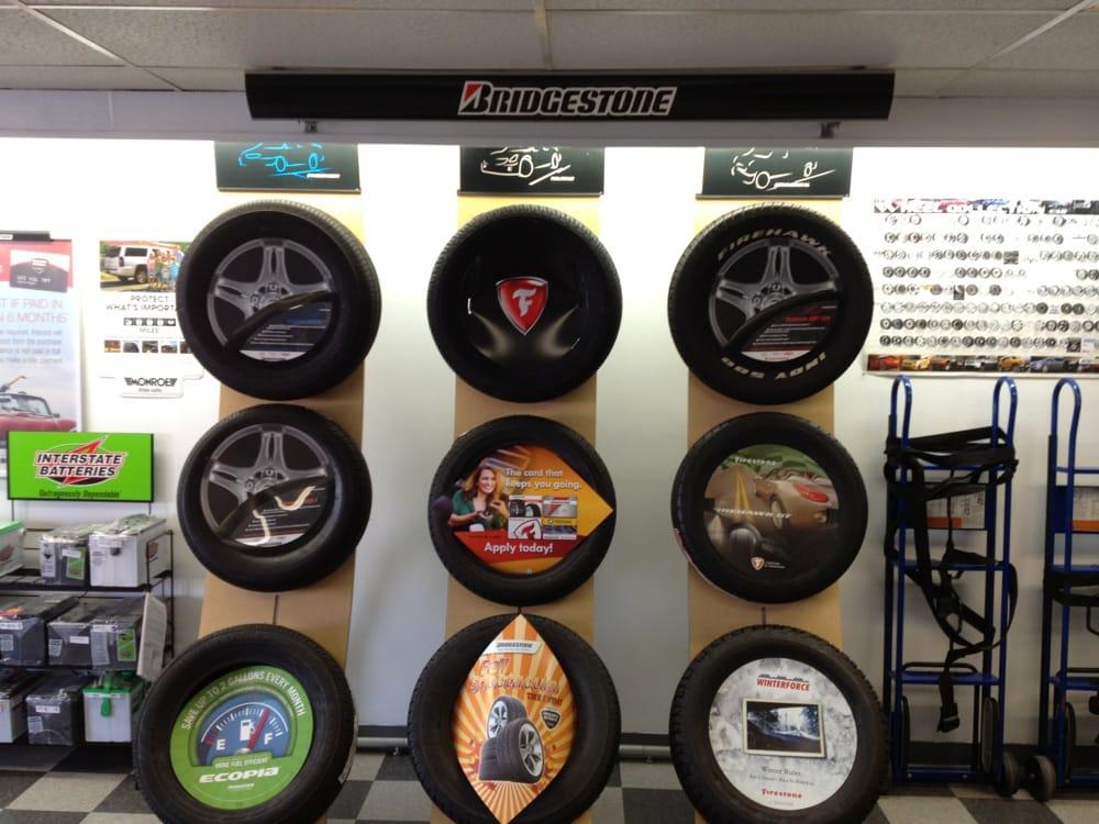 Totten Tire Center: 9400 Birch Run Rd, Birch Run, MI