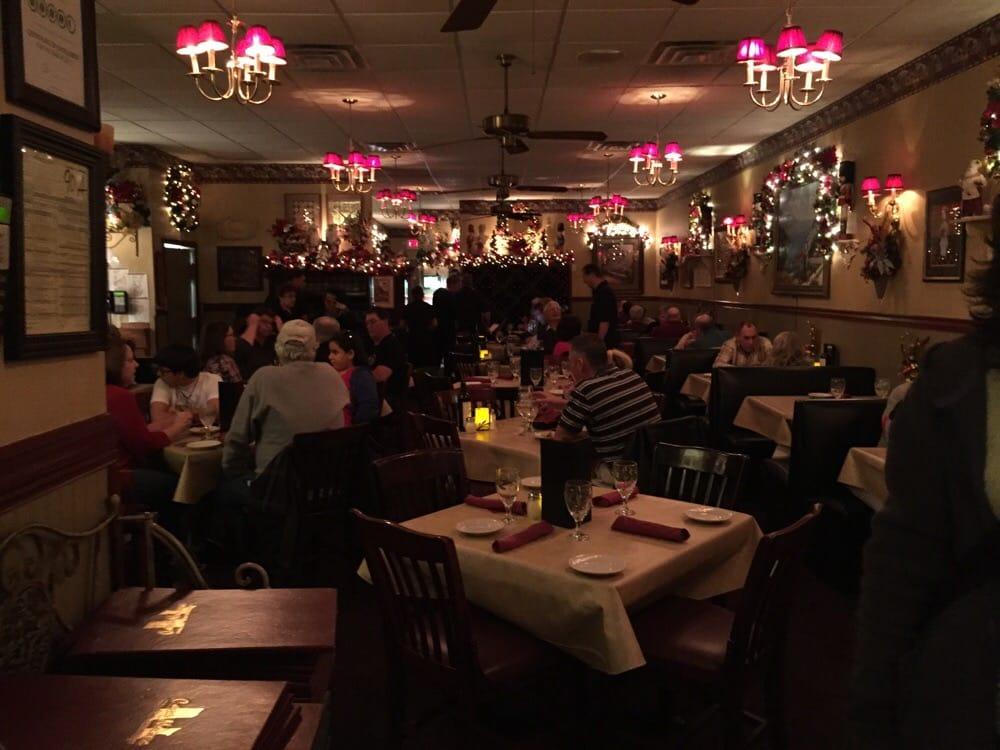 Photo Of Casa Nuova Italian Restaurant Alpharetta Ga United States Interior