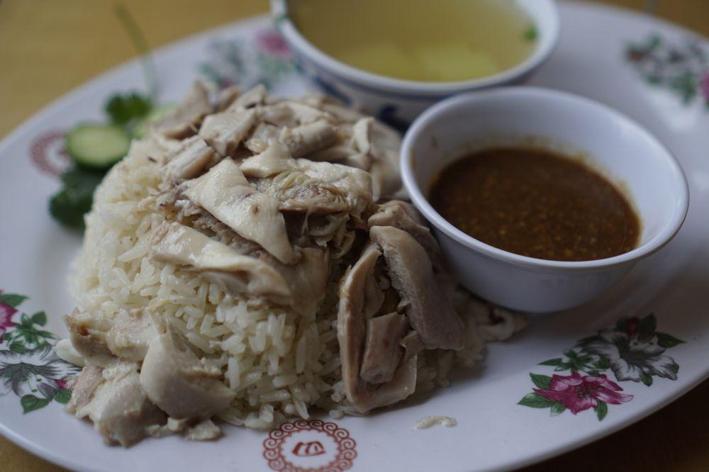 Nong's Khao Man Gai: 609 Se Ankeny St, Portland, OR