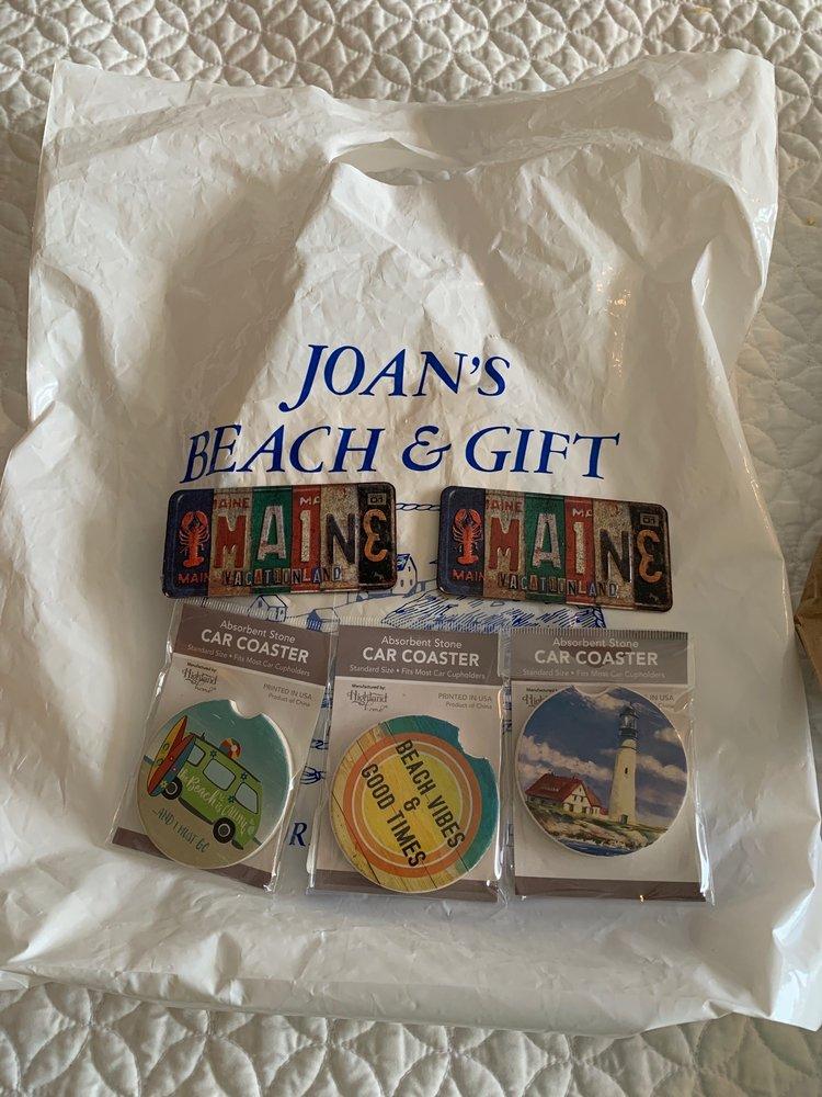 Joan's Beach & Gift: 1 Main St, York Beach, ME