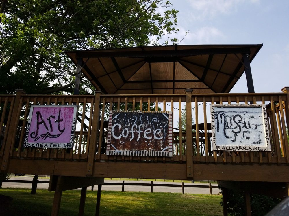 New Roots Coffee House: 1273 Long Pond Rd, Rochester, NY