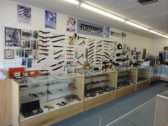 Blade Runner Knives: 907 W Prince Rd, Tucson, AZ