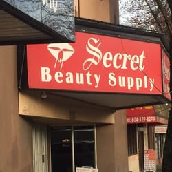Secret nail and beauty supply
